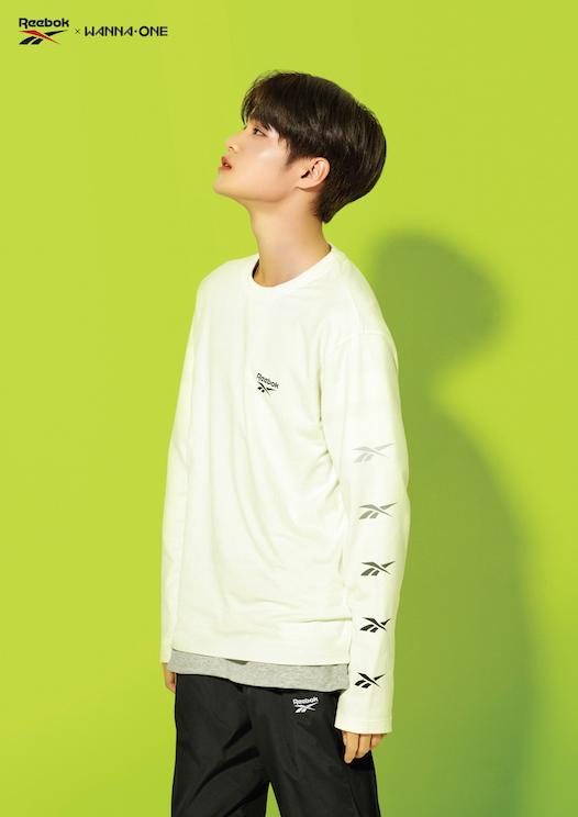 """K-POPアイドルグループ""""Wanna One""""が『リーボック クラシック』のブランドアンバサダーに就任!_2_9"""
