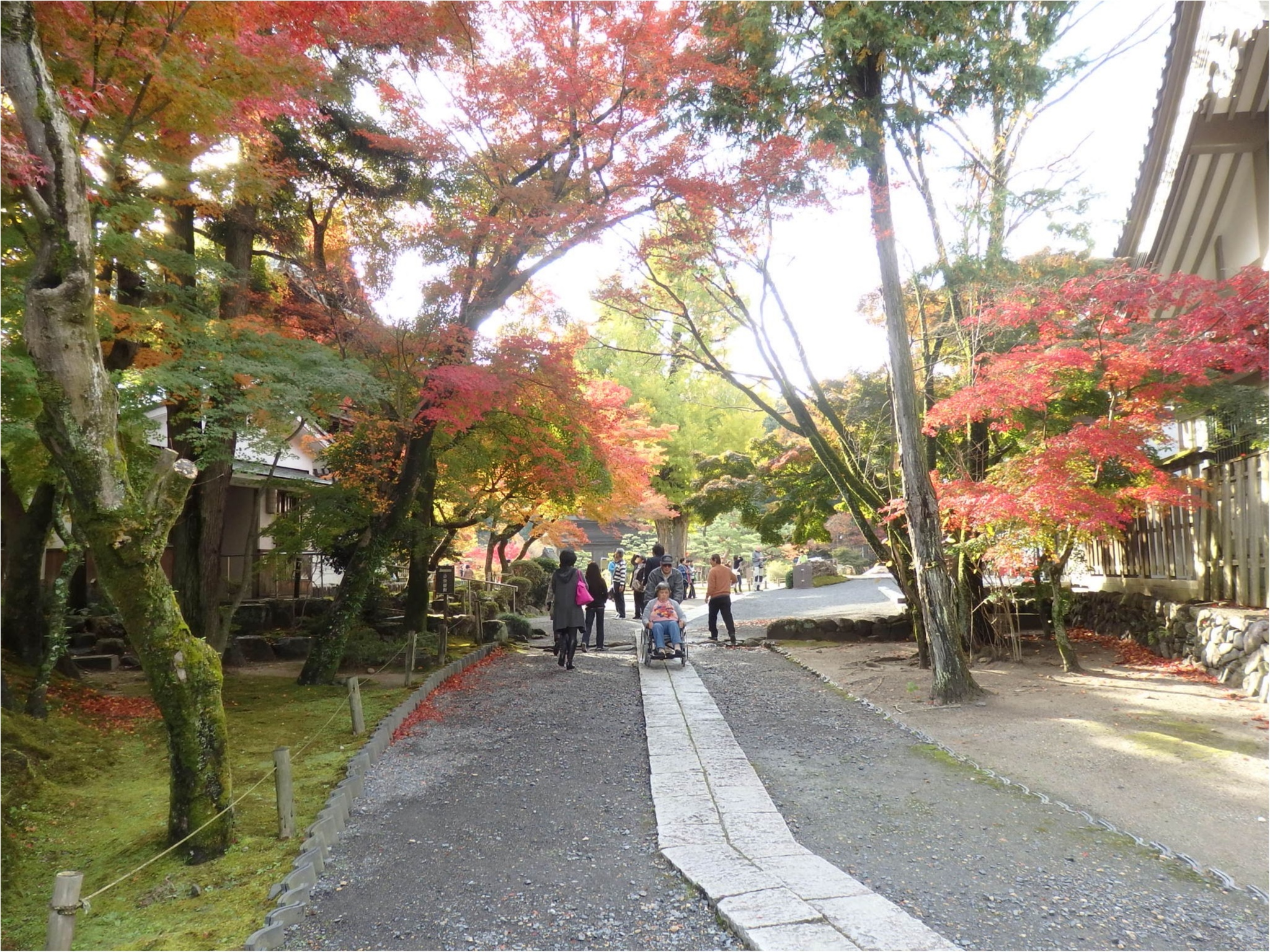 【イケメン地蔵】話題の岐阜で秋を満喫♪_5