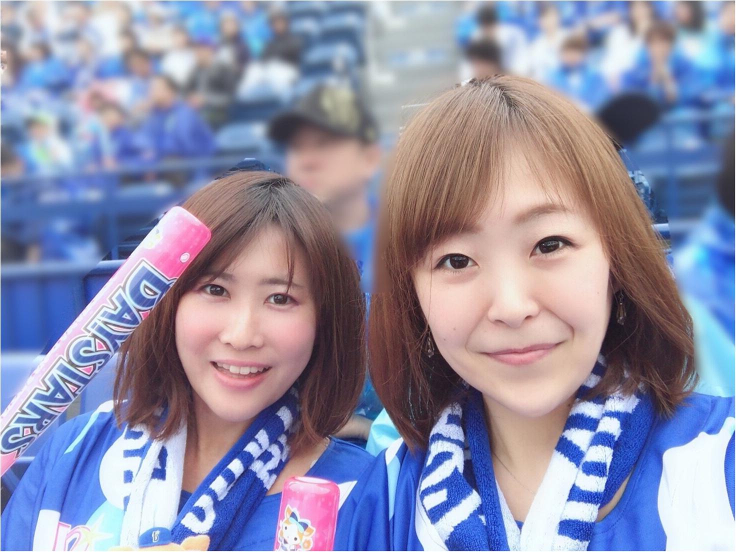 \横浜優勝/DeNAベイスターズ『ガールズフェスティバル』で観戦!野球女子を存分に楽しもう♡_3
