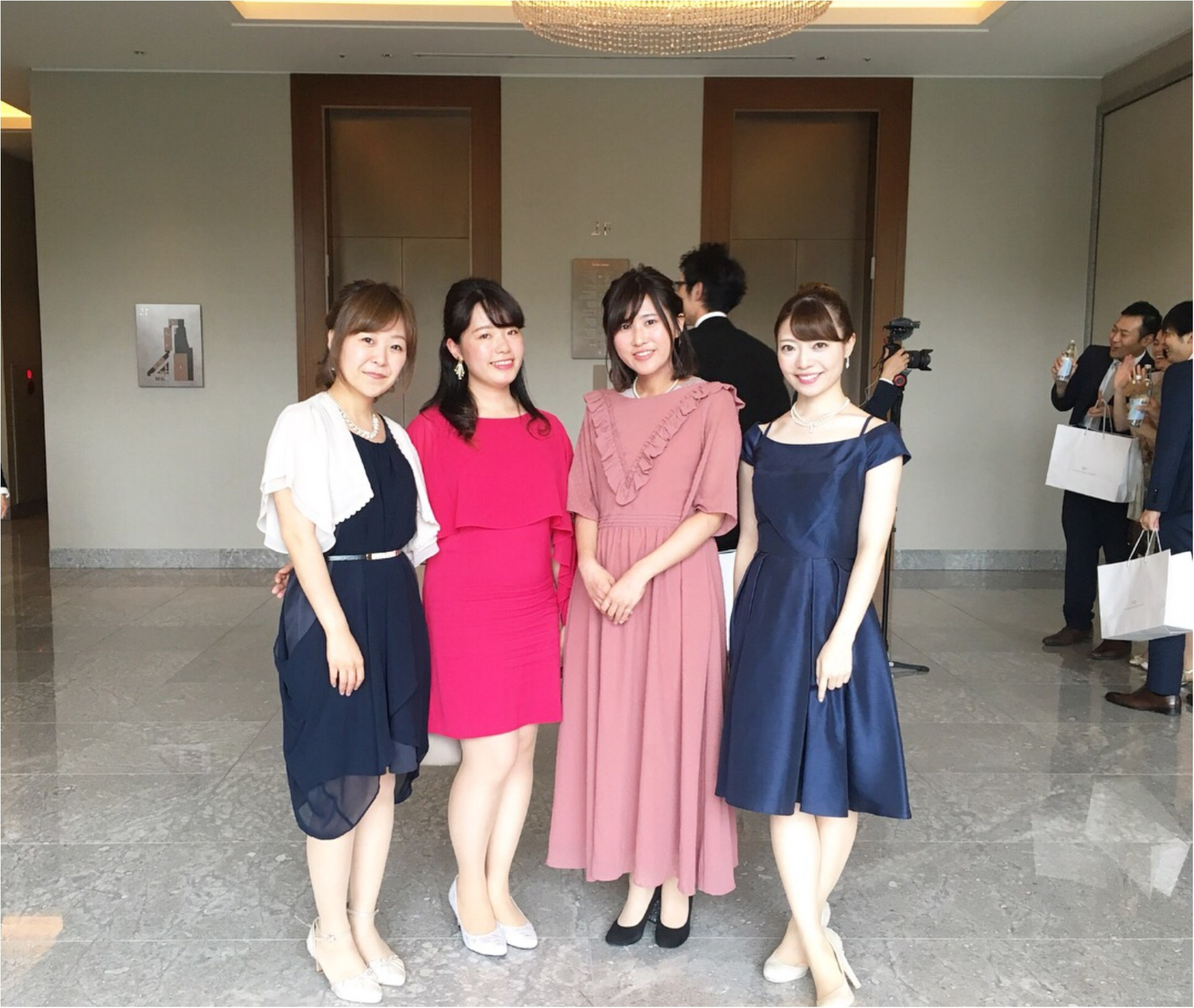 【パレスホテル東京】Happy Wedding❤︎モアハピ部 asuちゃんのアットホームな結婚式♡_12