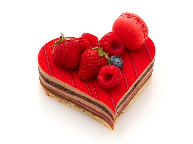 『サダハルアオキ』のハートの限定ケーキを、2人で一緒に食べたいな♡ 【 2019 #バレンタインチョコ 19】_1