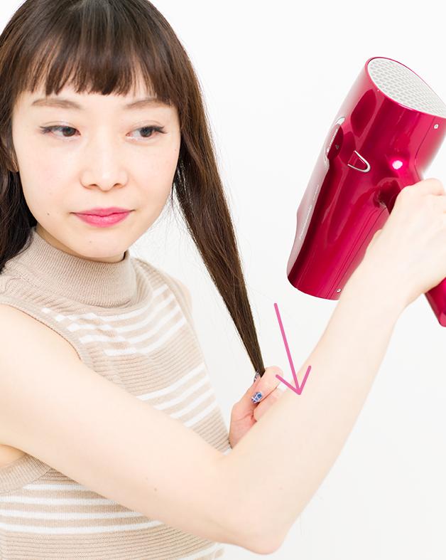 """【美容師の梅雨向け最新テク】(1) 朝のお直しブローで""""広がり""""をレスキュー_2"""