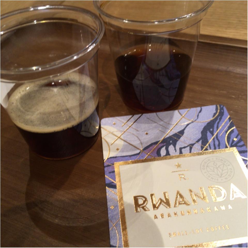 <全国5店舗限定>スタバ流まろやかコーヒーフロート♡ナイトロ コールドブリュー フロートおいしすぎる!♡_3