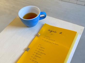 『アニエスベー渋谷店』11/16(土)オープン! パリを感じるカフェテラスでお茶しましょ♬