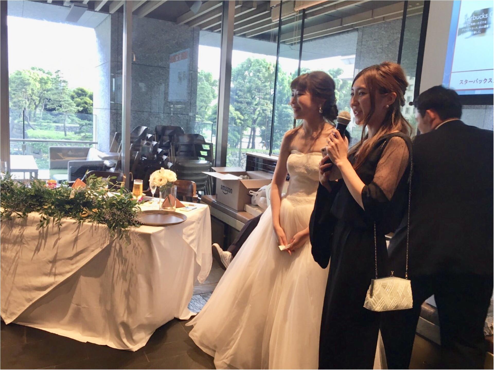 【二次会】Happy Wedding❤︎モアハピ部asuちゃんの結婚パーティに密着♡♡_5