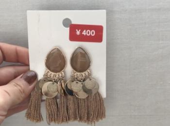 《H&M》主役級ピアスがお値打ち価格!1コイン以下でプチプラアクセサリーをゲットせよ!