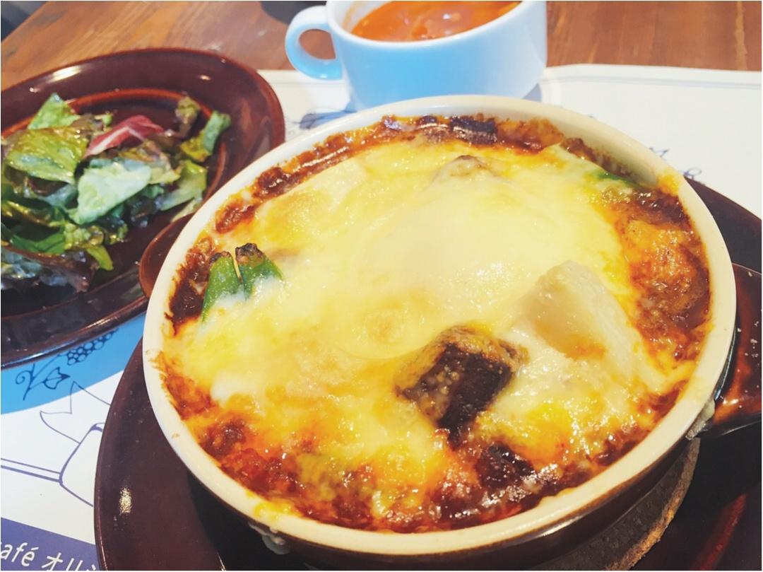 【外苑前】1ヶ月の期間限定カフェ「nakato café」の1日25食限定ビーフシチュードリア♡_2