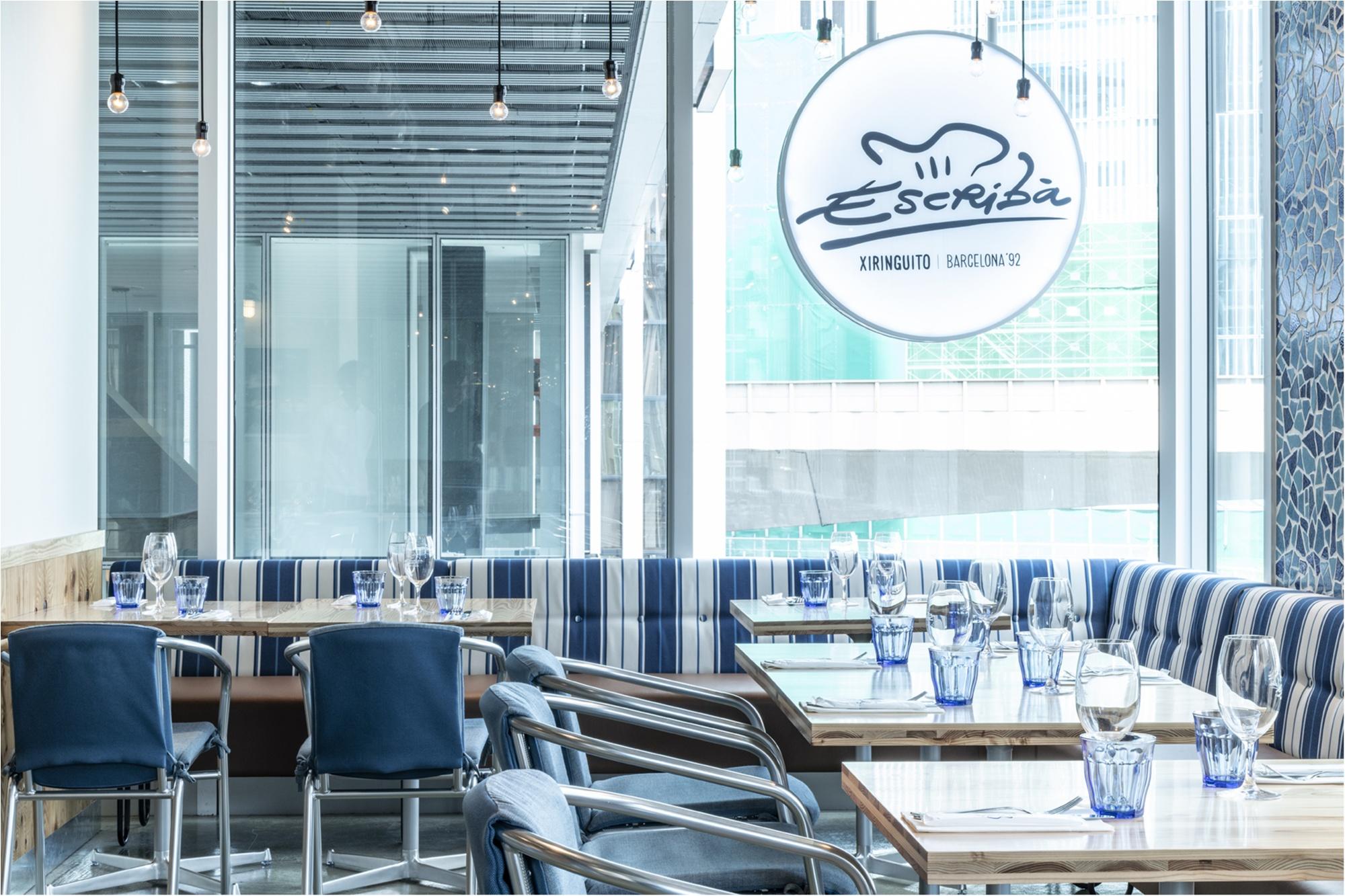 バルセロナで一番おいしいパエリアも、レモネード専門店も! 明日OPEN「渋谷ストリーム」の、MUST EAT5選♡_3_1