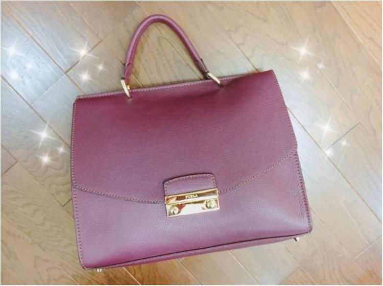 【FURLA】新しい年は新しいバッグで始めましょ♡新年の通勤バッグは「FURLA」で決まり!!_1