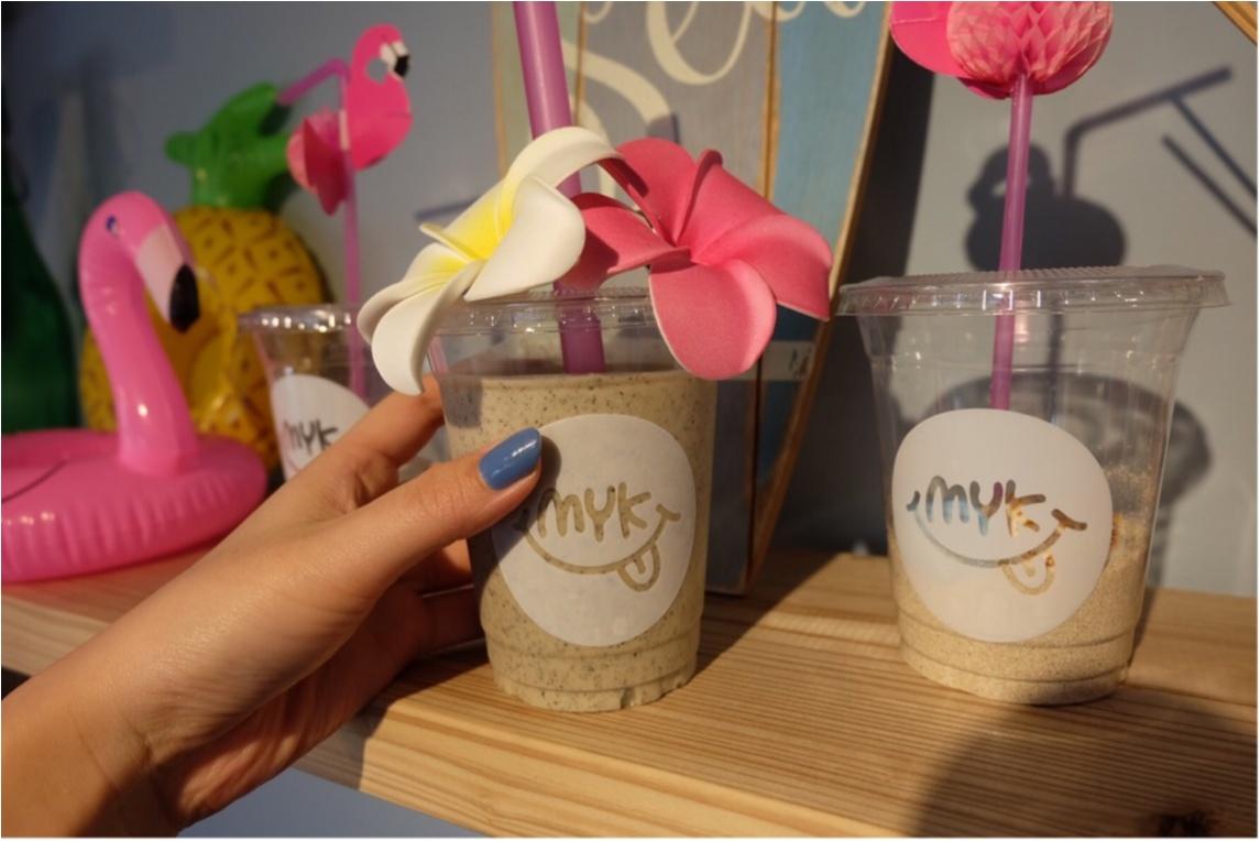【宮古島カフェ】カラフルすぎて可愛い♡もはやインスタ映えのためのmykカフェ♡♡_4