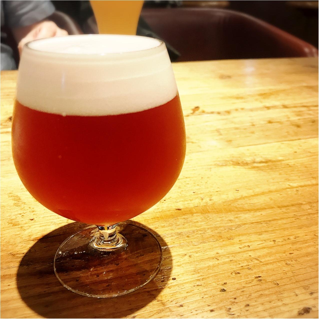 【北千住グルメ】ビール好き必見!「さかづきBrewing」の自家製クラフトビール♡_2