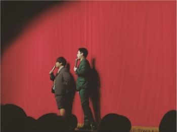 """【おでかけ】""""笑うこと"""" って幸せだな、と再認識した一日 ◎ 東京・新宿『ルミネ the よしもと』に行ってきました ♪"""