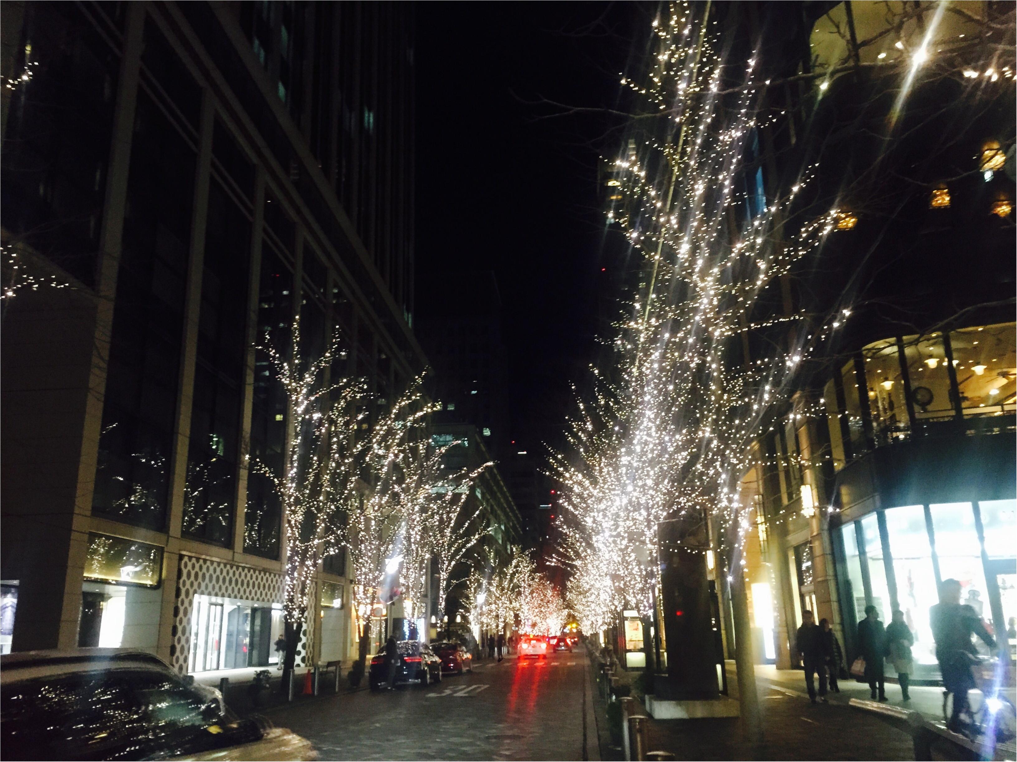 【丸の内ブリックスクエア】期間限定の林檎とキャラメルソースのガレット♡_1