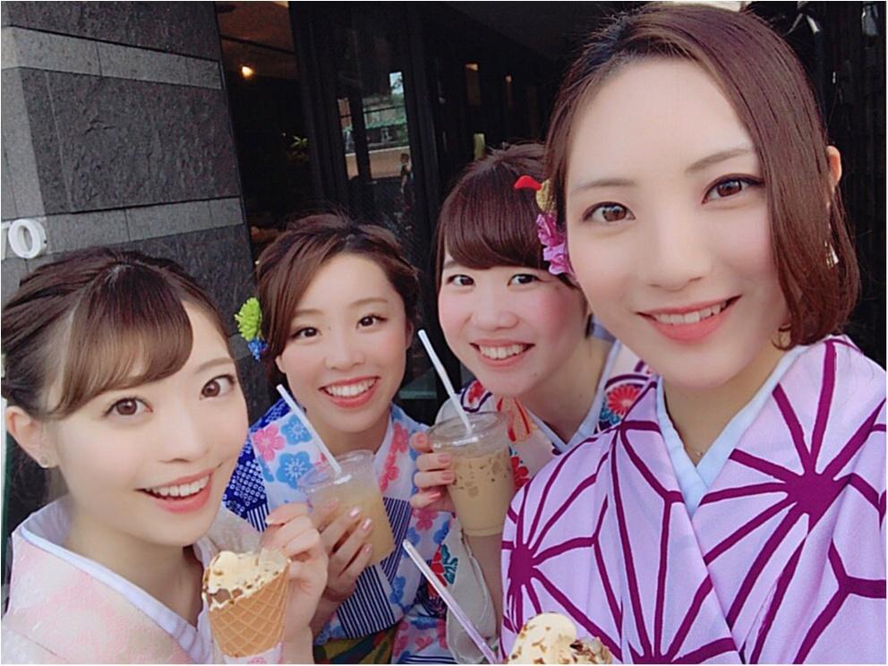 【着物でフォトジェニック!】『今の季節にオススメな』鎌倉で食べ歩きしたい方必見!ご紹介します♡_13