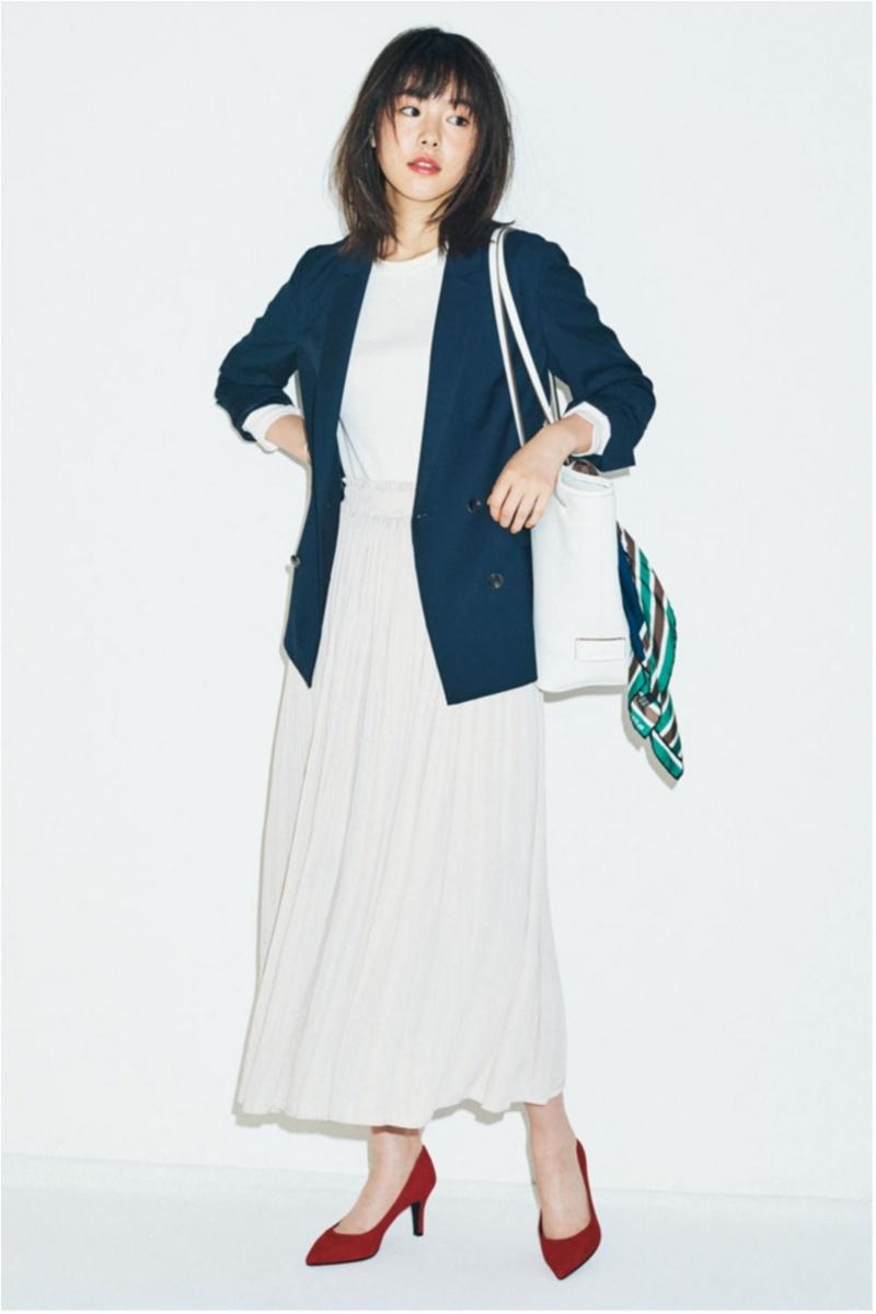ちょうどいい秋のお仕事服カタログ【2018年版】 | ファッション_1_8