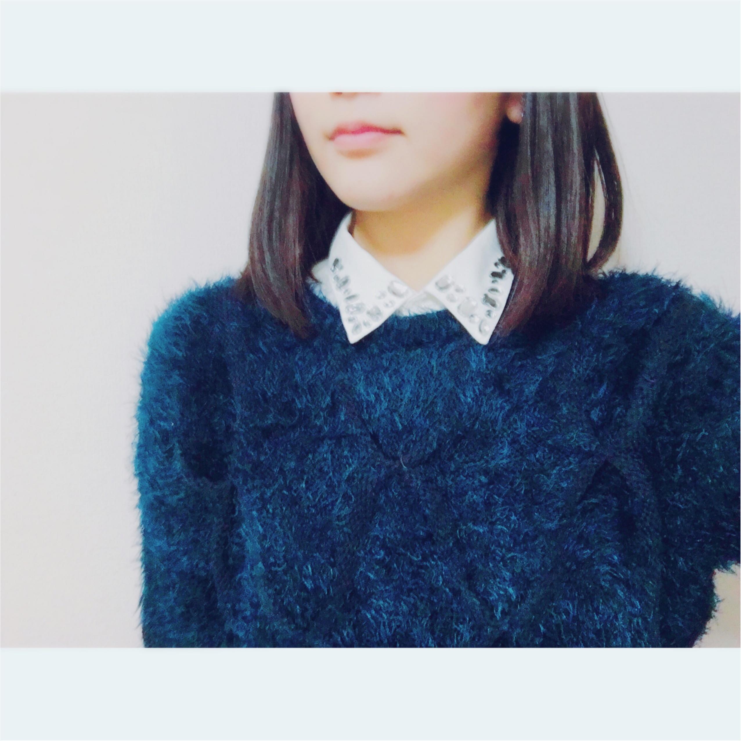 ▷さむ〜い冬をのりきる【ニット】アイテム達_5