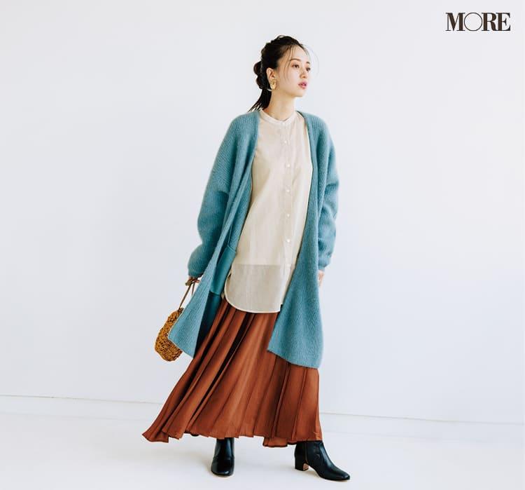 カーディガンコーデ【2020春】特集 - おしゃれにカーデを着こなすための最旬レディースファッションまとめ_14