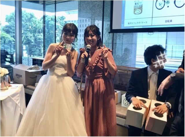 【二次会】Happy Wedding❤︎モアハピ部asuちゃんの結婚パーティに密着♡♡_4