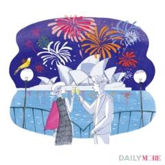 <12/27~1/27>今月のMORE HAPPY☆占い