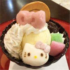 京都に行ったら行きたい♡キティづくしの『はろうきてぃ茶寮』