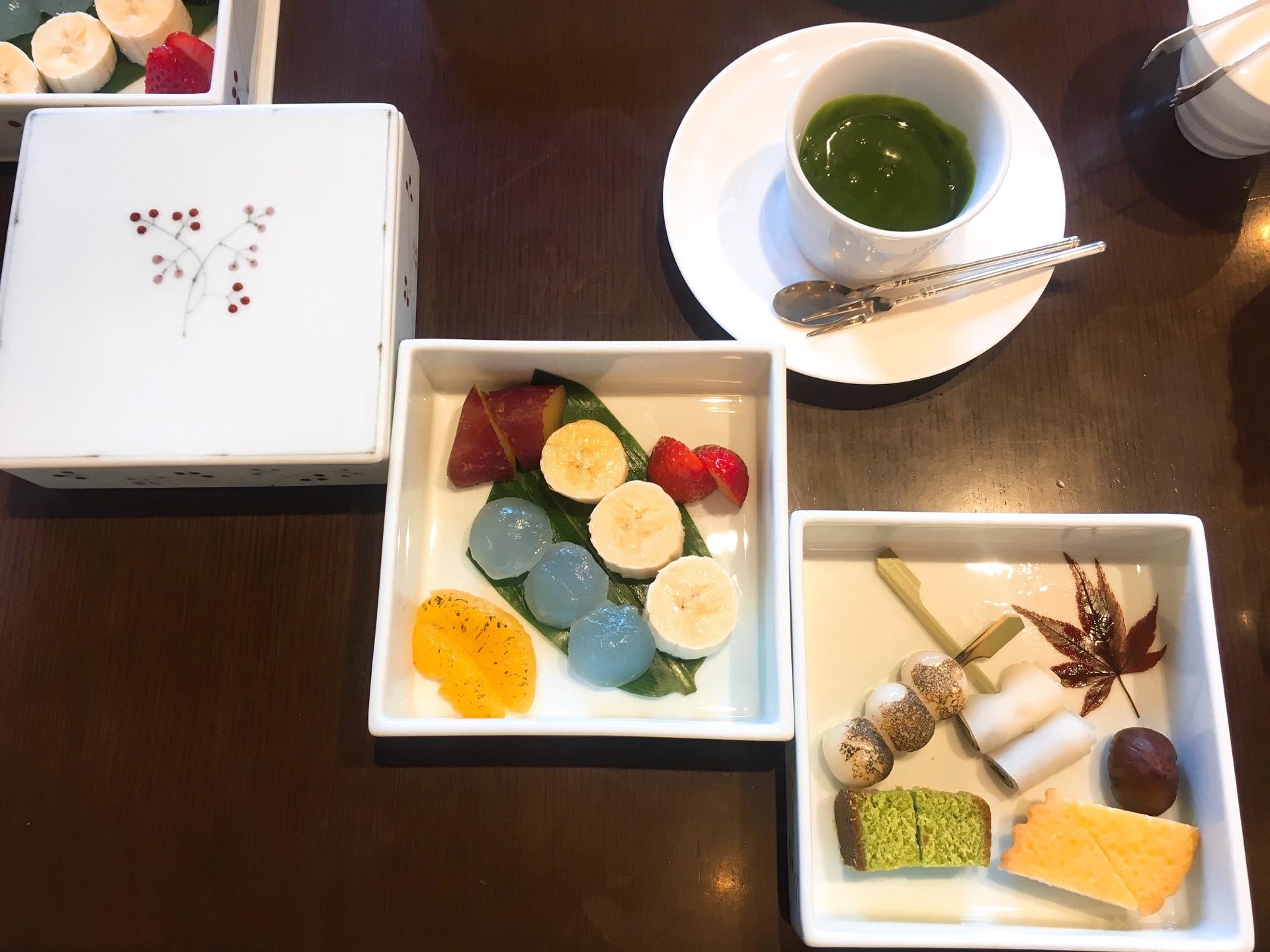 <京都*秋>食欲の秋、甘い味覚めぐり_3