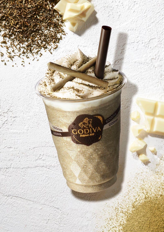 『ゴディバ』新作「ショコリキサー ホワイトチョコレート ほうじ茶」が気になりすぎっ!