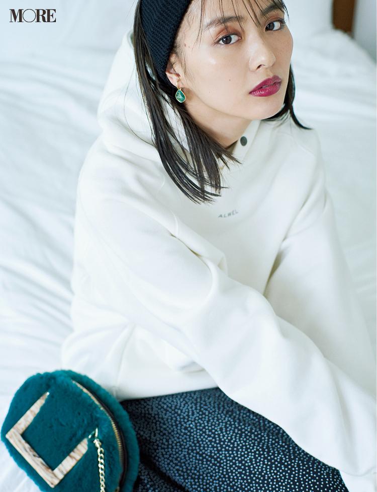 「白い服で細見え」ってこんなに簡単なの!? ヘアアレンジやサイズ選びで劇的スッキリ♡ PhotoGallery_1_5