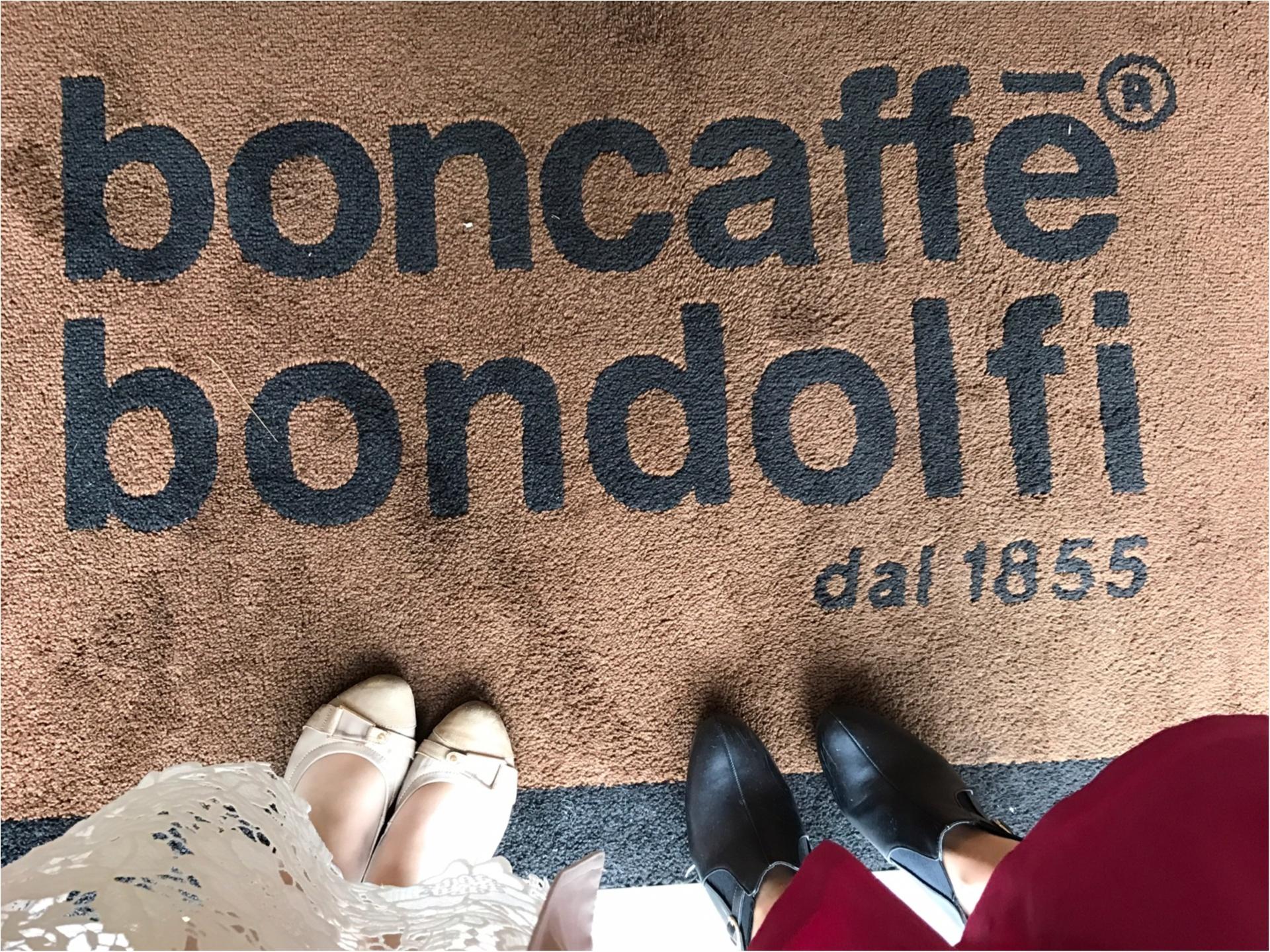 ★この時期オススメ、桜スイーツ♡ピンクな見た目がCUTEなソフトクリームは『bondolfi boncaffe』で楽しみましょう★_2