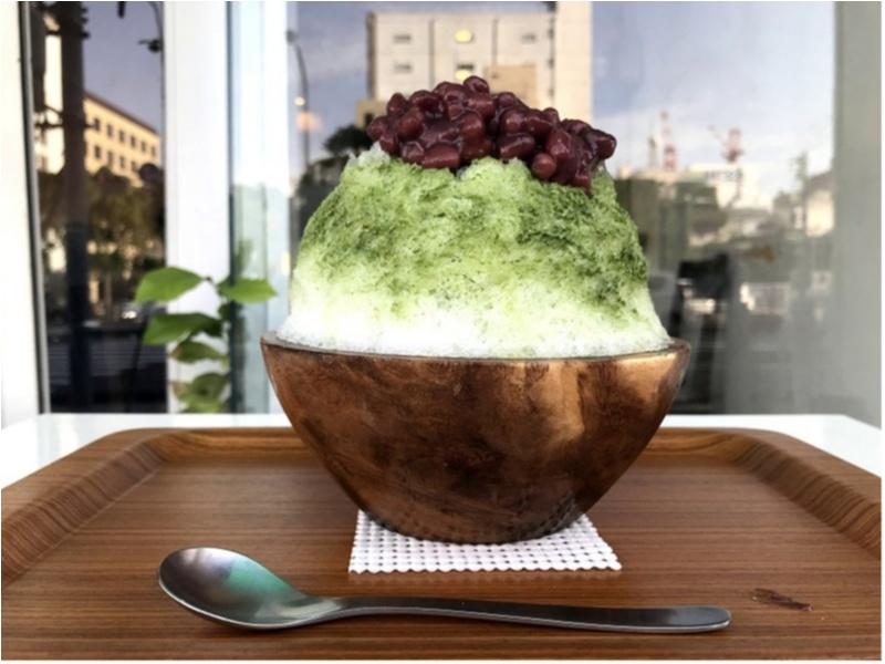 静岡県でぜったいに食べておきたいお茶かき氷 記事 Photo Gallery_1_1