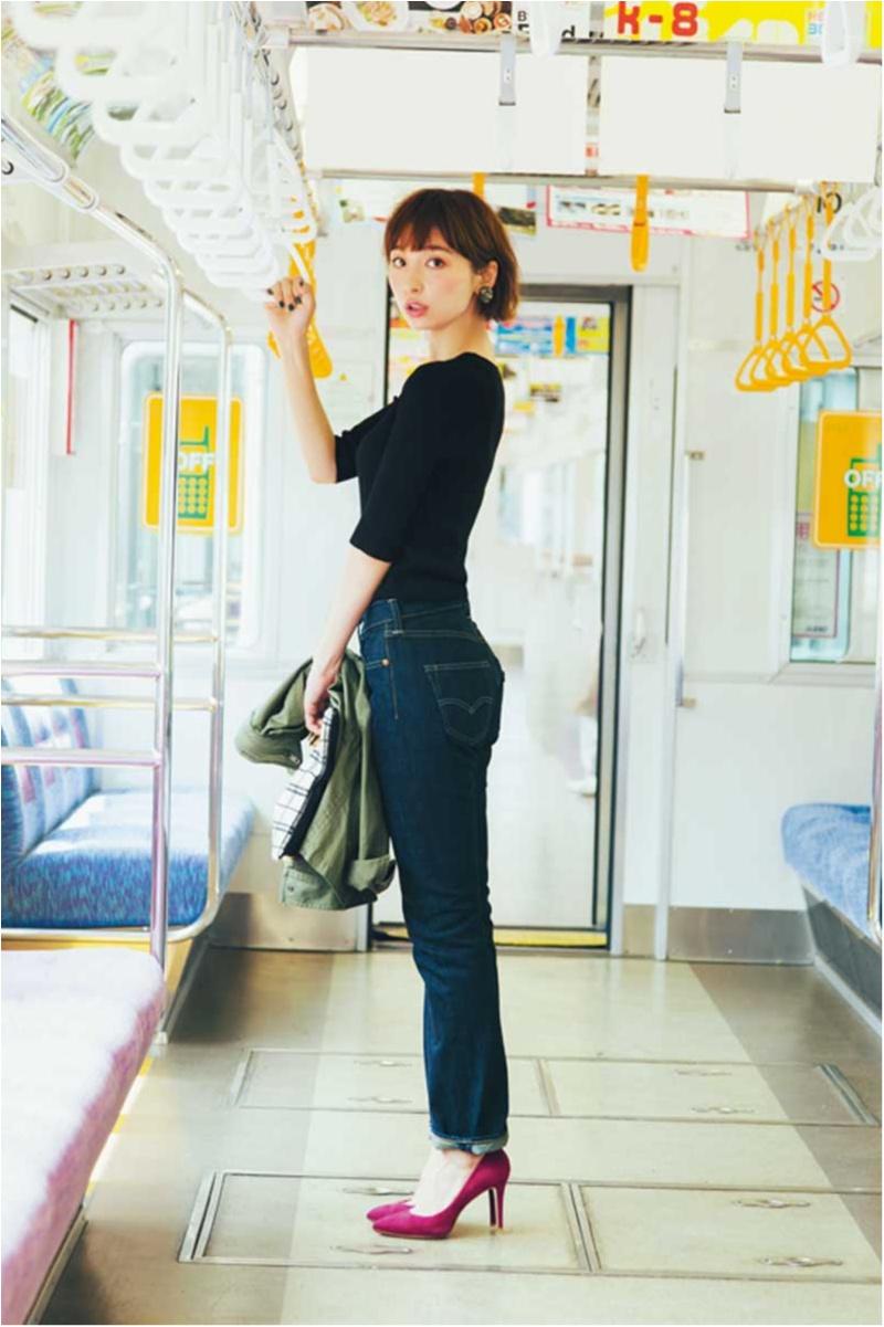 【篠田麻里子、MORE卒業!】 スタッフが選ぶ「麻里子のベスト」大公開♡_4