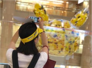 【ピカチュウ大発生2018】横浜みなとみらい一大イベント!あなたもピカチュウに??