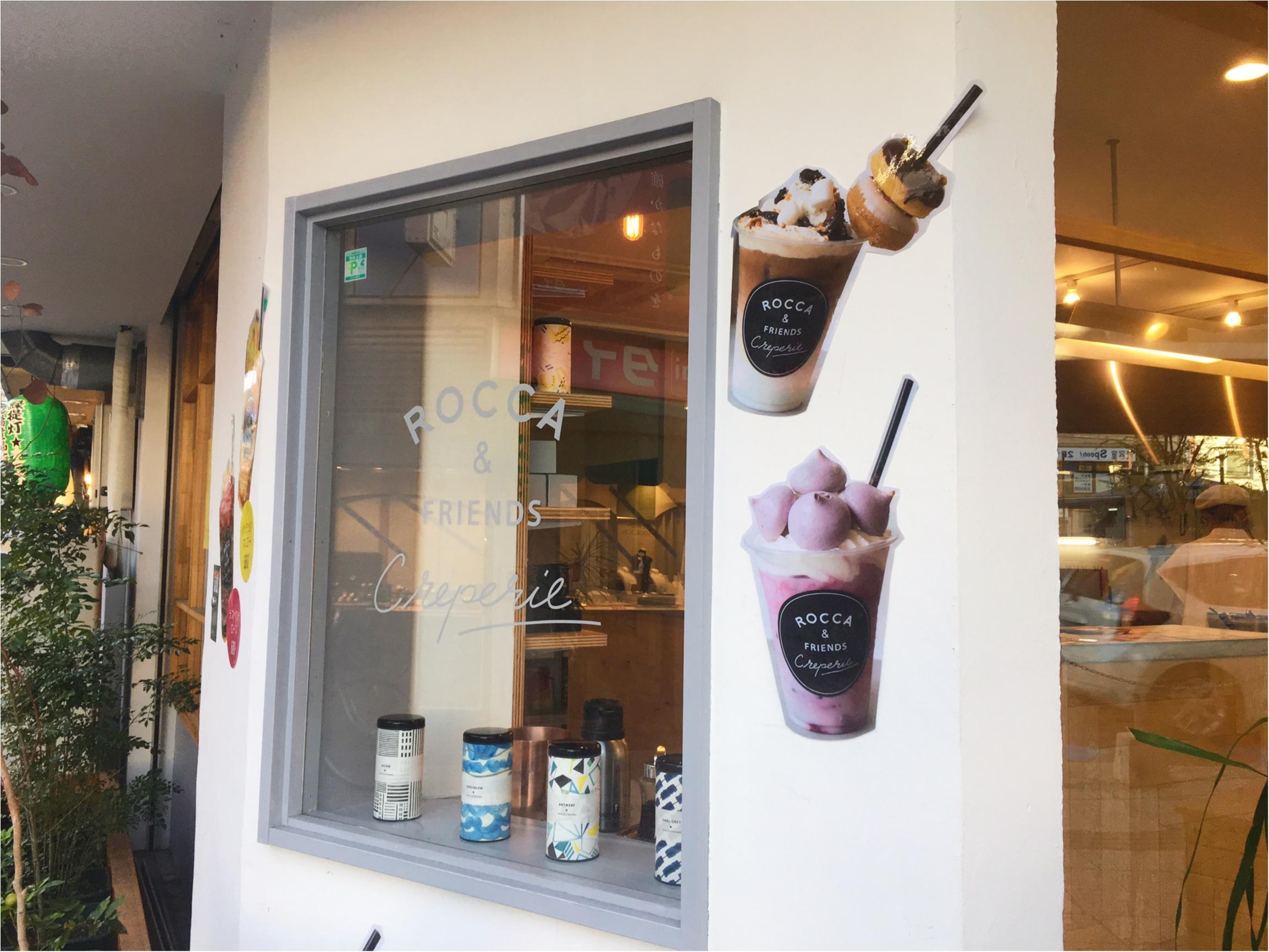 パリッ、トロ〜!クレームブリュレのクレープが絶品なカフェ♡♡_4