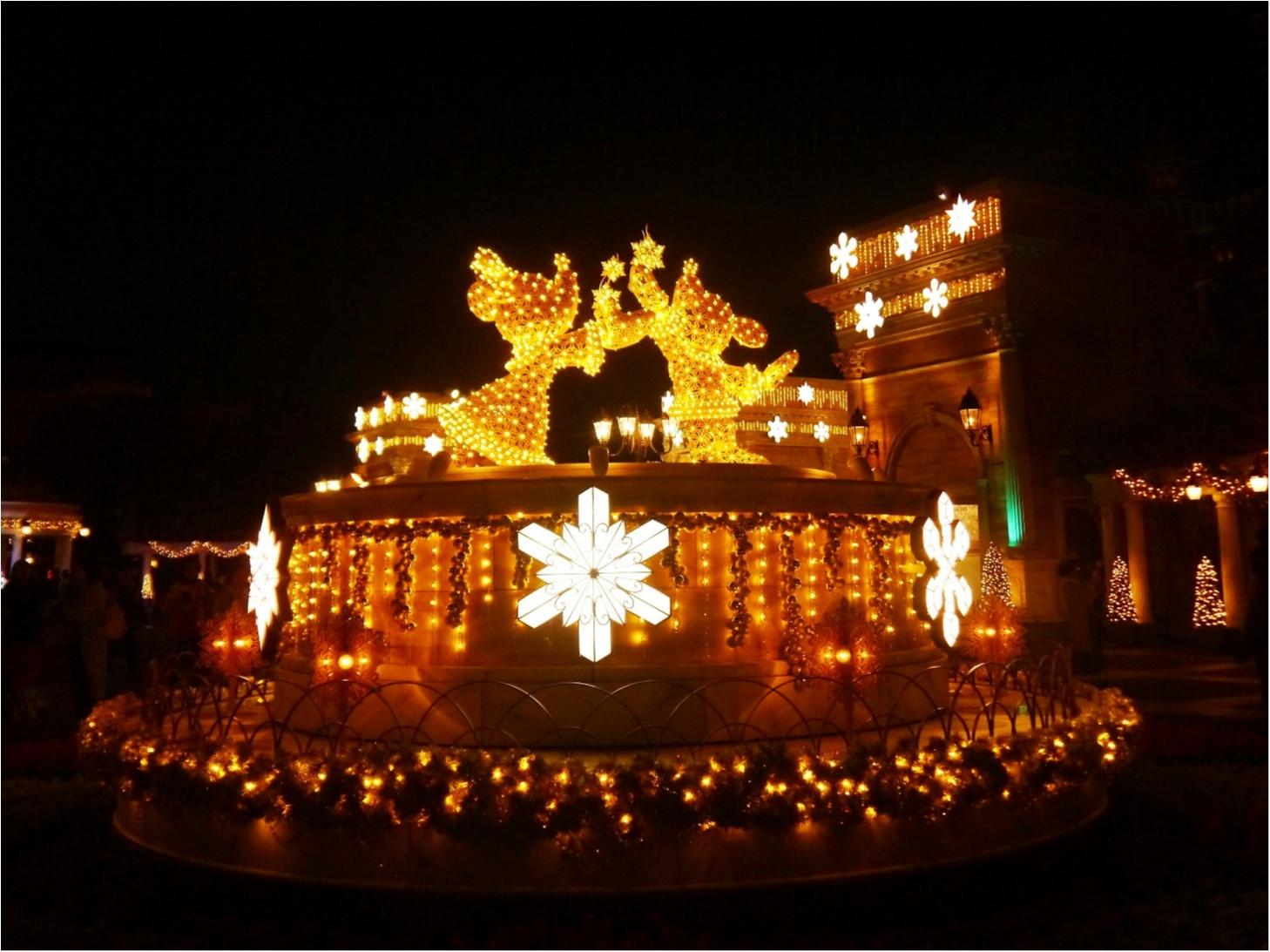 【イベント】11月8日(水)から スタート!東京ディズニーシー『クリスマス・ウィッシュ』に行ってきました *.゜_1