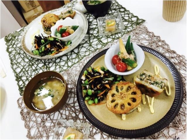 【料理教室】プロサッカー選手の夫を支える料理上手★中村明花さんの料理教室に参加してきました♡♡_4