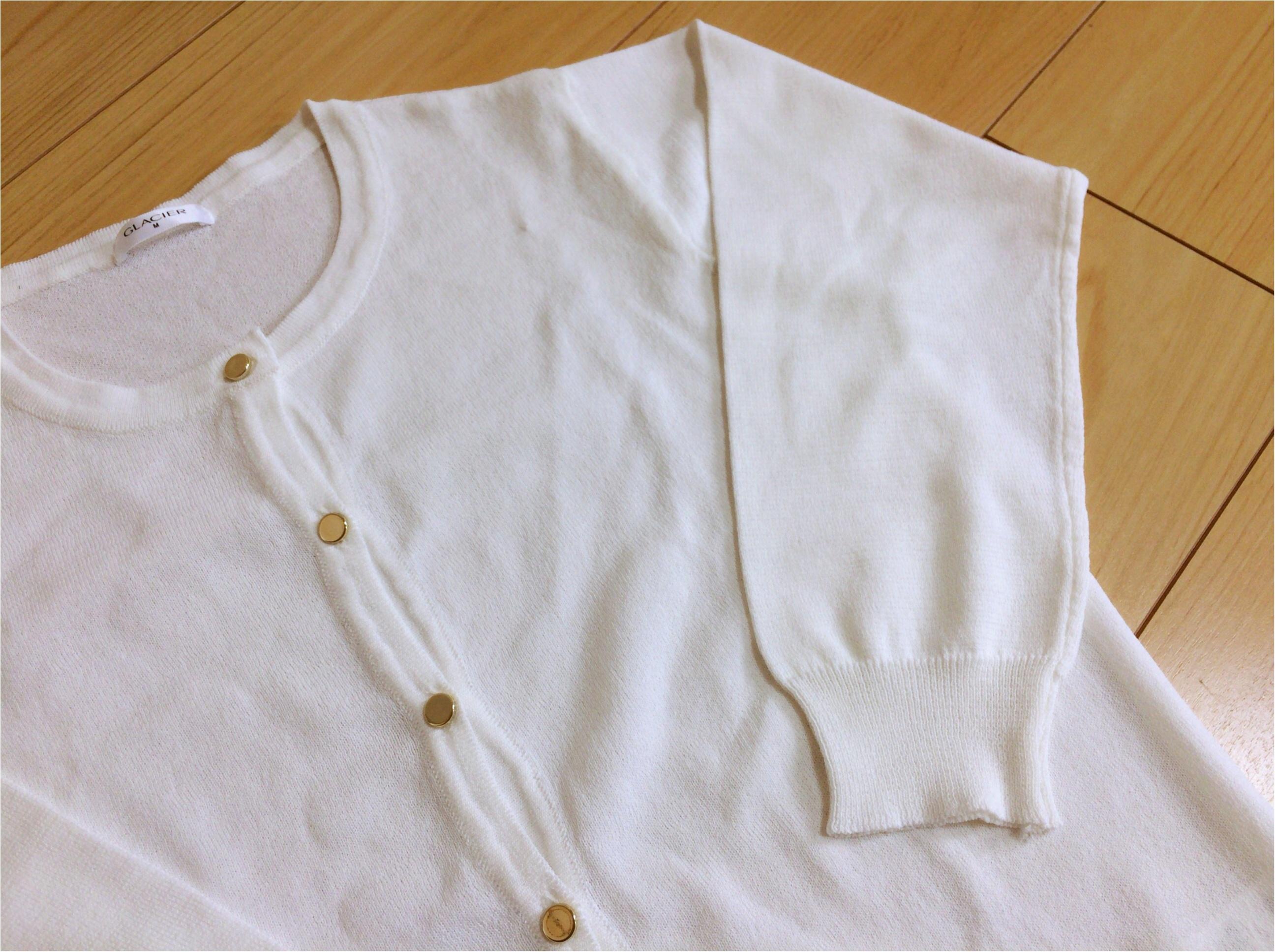 【SALE】プリプラ!《Honeys》可愛い♡流行り刺繍ブラウスと定番白カーディガンを♡_6