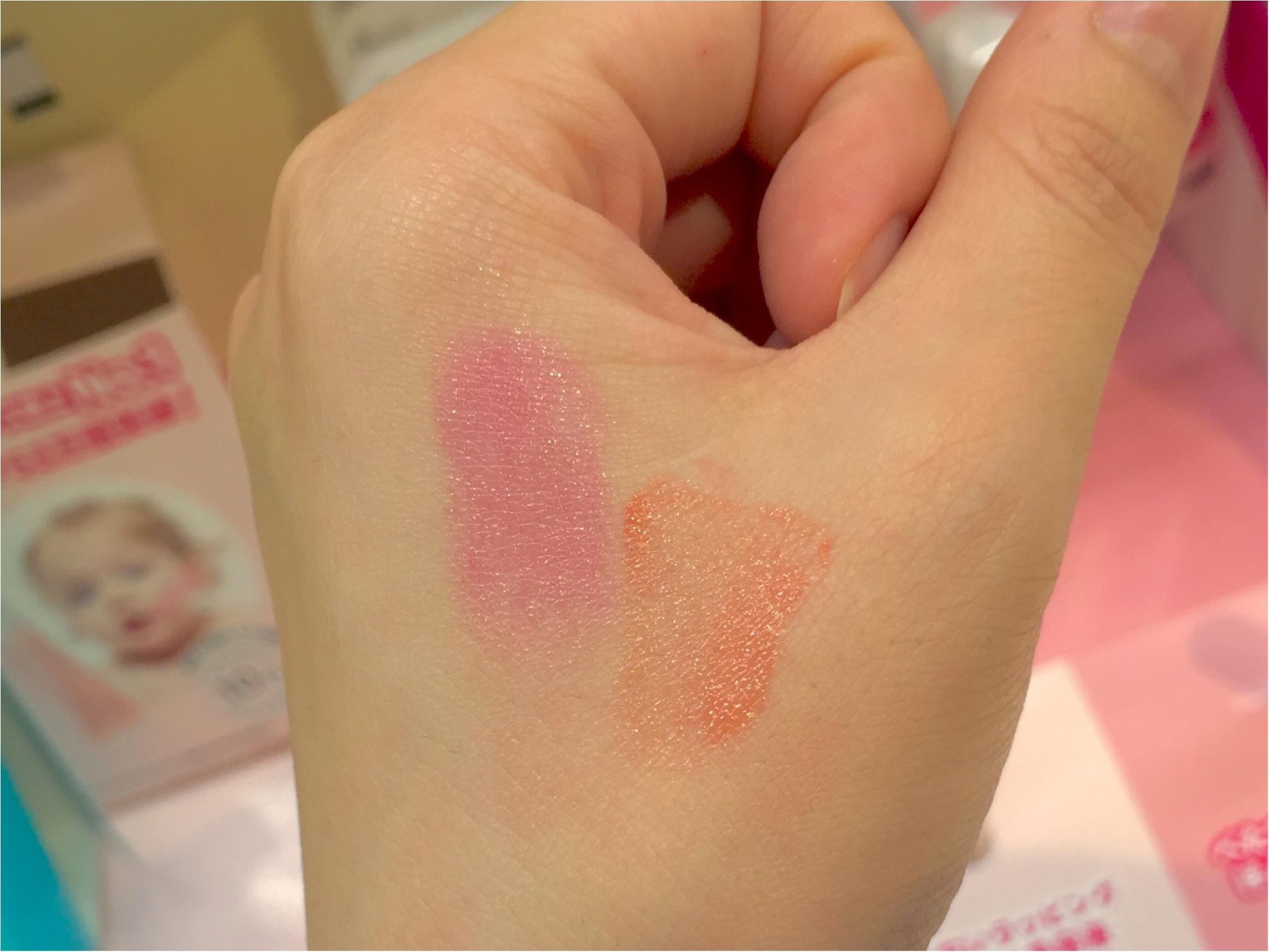 ほんのり色づく美容液リップ♡エテュセ×サンリオコラボが可愛すぎる!_3