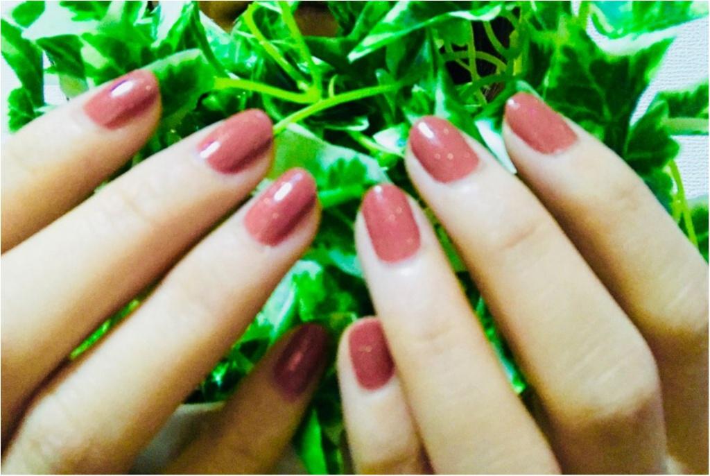【ワンカラーネイル】シンプル・イズ・ザ・ベスト★目指せ美爪!《くすみピンク》で春先取り♡♡_4