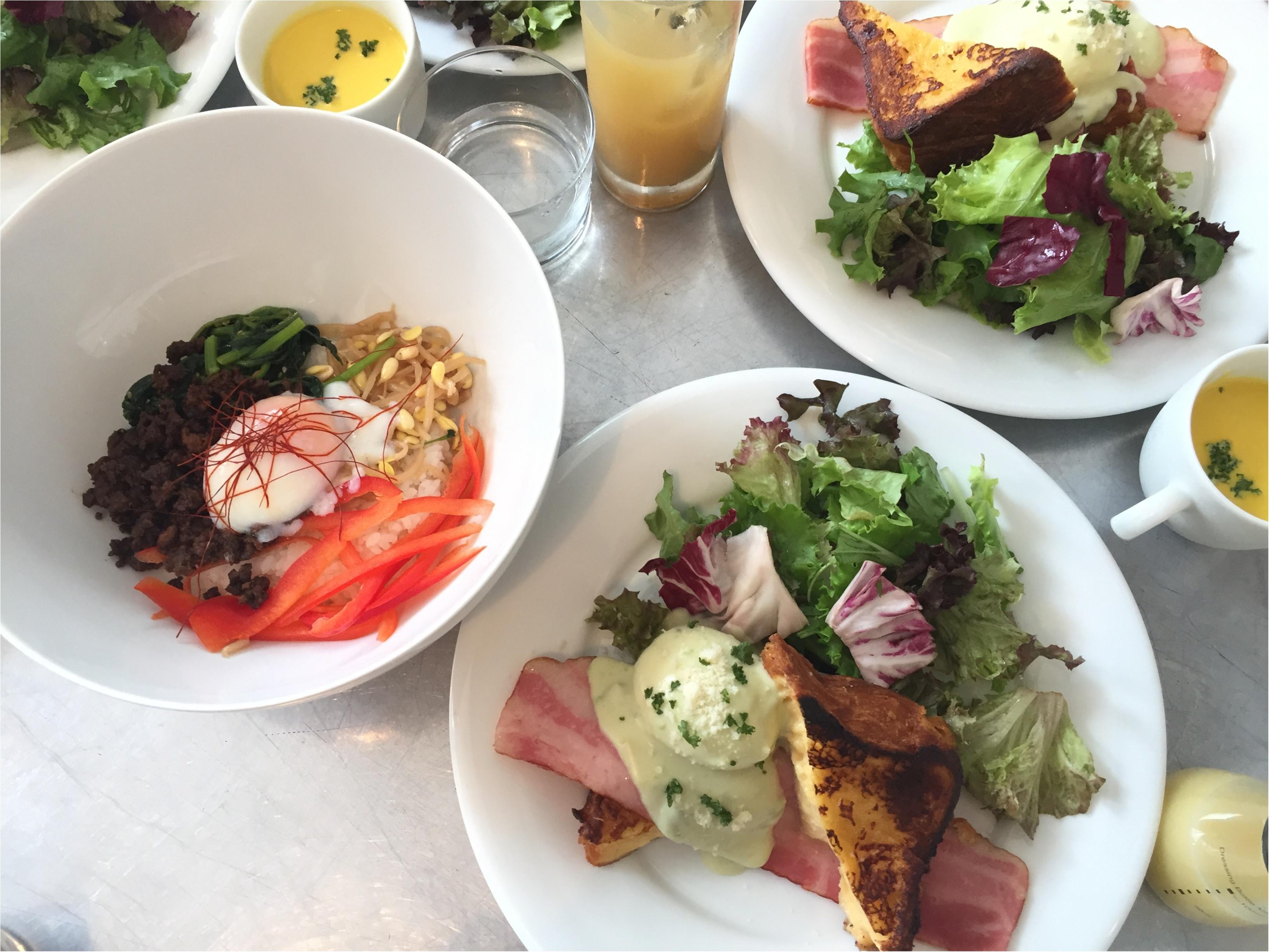ここはホテル?のようなおしゃれなレストラン『HOTEL EMANON』でモアハピ女子会!!_7