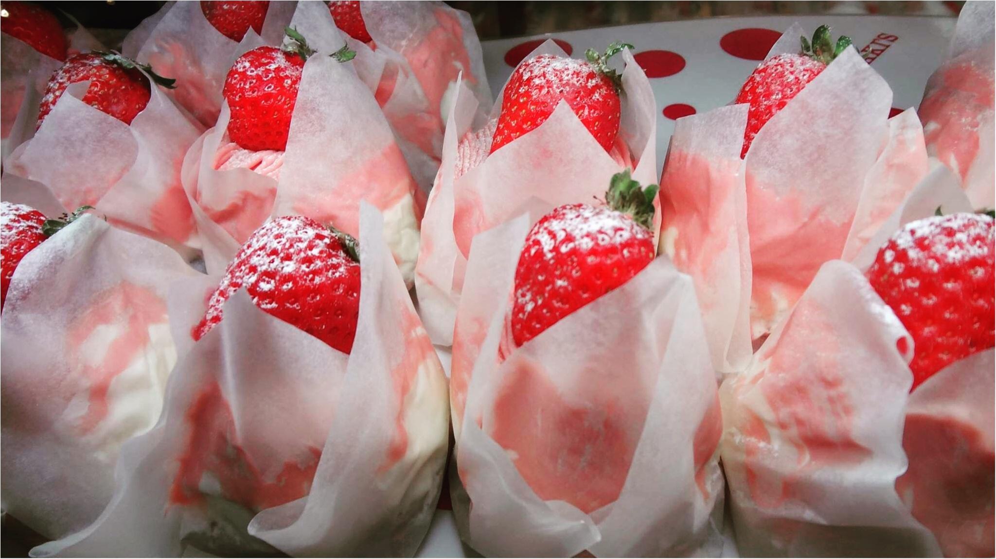 【イベント情報】いちご好き集まれー!横浜ストロベリーフェスティバルで苺スイーツまみれ♡苺の無料サンプリング情報も✨≪samenyan≫_10