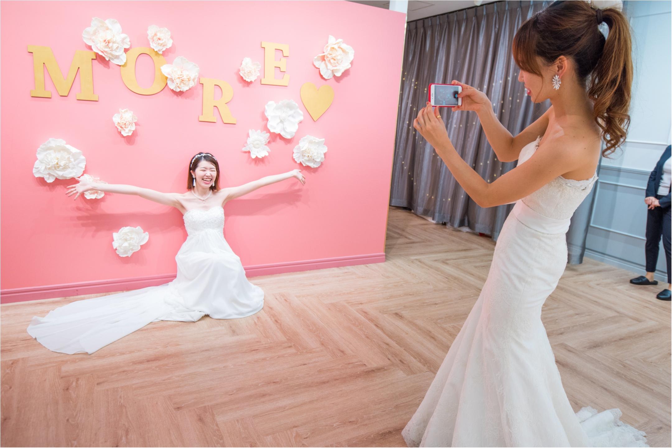 """女子の""""ウェディングドレスを着たい!""""願望を無料で叶えてくれる『and photo』が最幸すぎ♡ _16"""