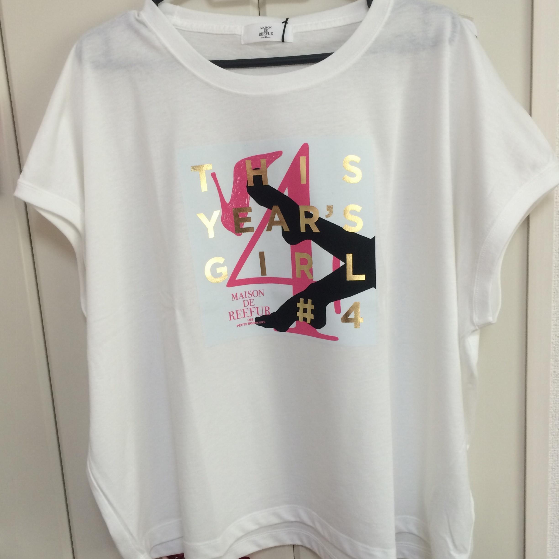 WebShop限定!MAISON DE REEFURの4周年限定Tシャツ☆ _1