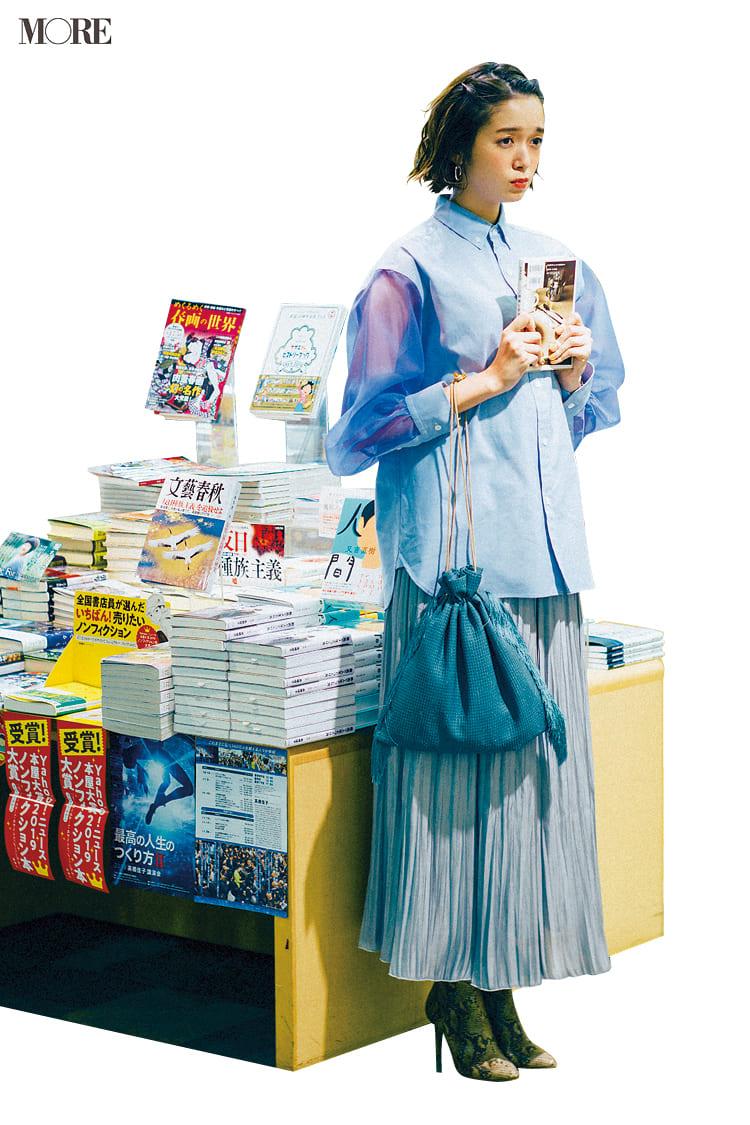 春服のトレンド【2020】特集 - 20代向け最新のレディースファッションコーデまとめ_45