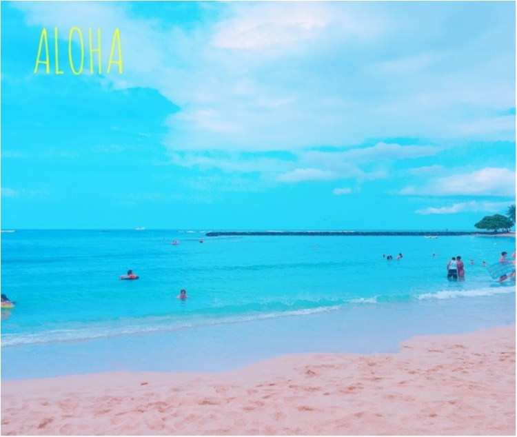 《♡ALOHA♡》ハワイから更新中★地元民に教えてもらった絶景をおすそ分け♡!!_1