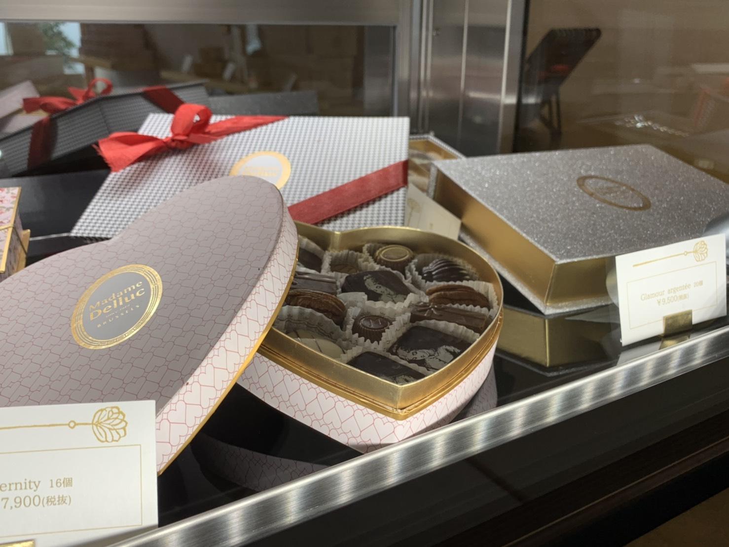 バレンタインにおすすめ♡日本初上陸のインスタ映えチョコレート店「Madame Delluc」がオープン_3
