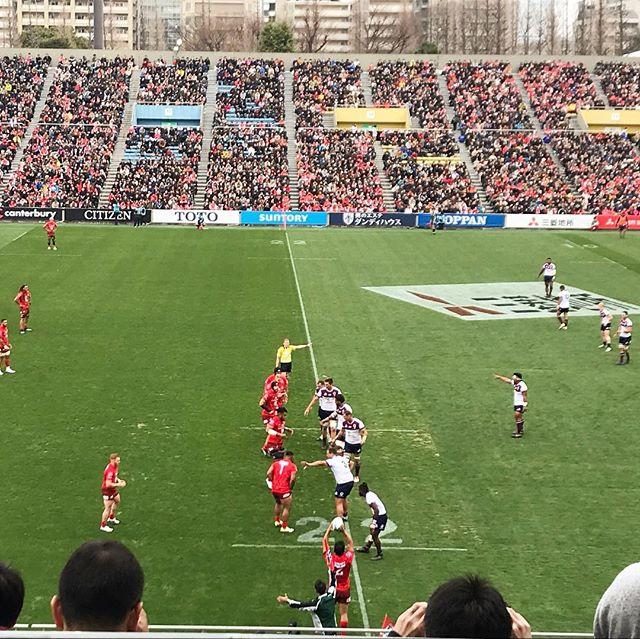 思わず大興奮!♡ 日本代表選手も所属する『サンウルブズ』の応援に行ってきました【 #superrugby 】_3