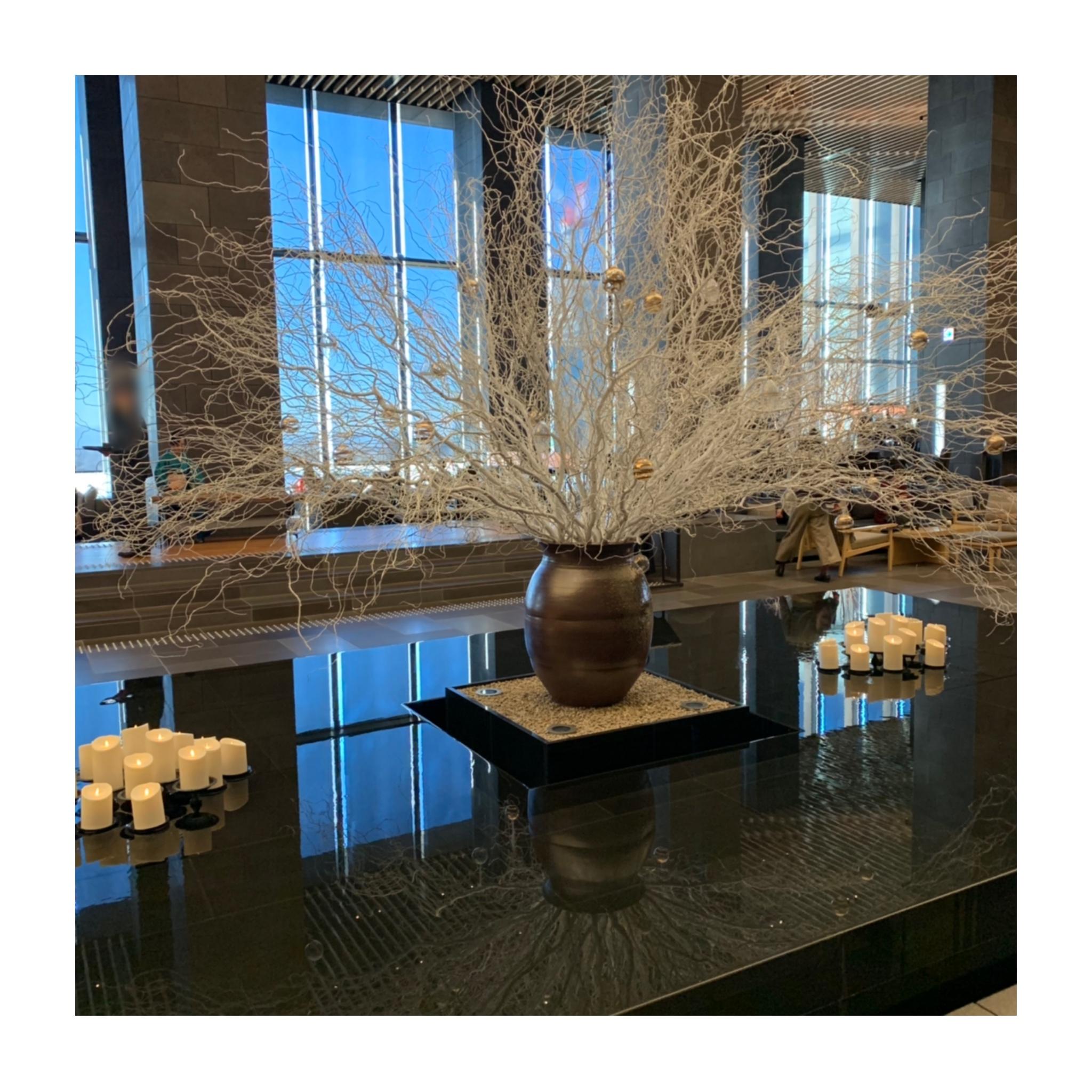 《ご当地MORE★東京》すべてが至福のひととき❤️【アマン東京】Christmas Afternoon Teaに行ってきました☻_2