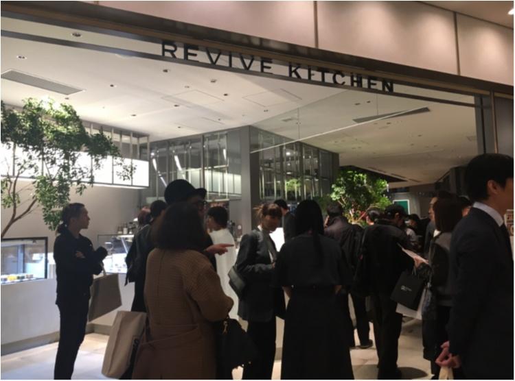 【3.29.OPEN!!】東京ミッドタウン日比谷はグルメも熱い!!THREE監修の和食で健康に❤︎ HIBIYA FOOD HALLでわいわい楽しく*_3