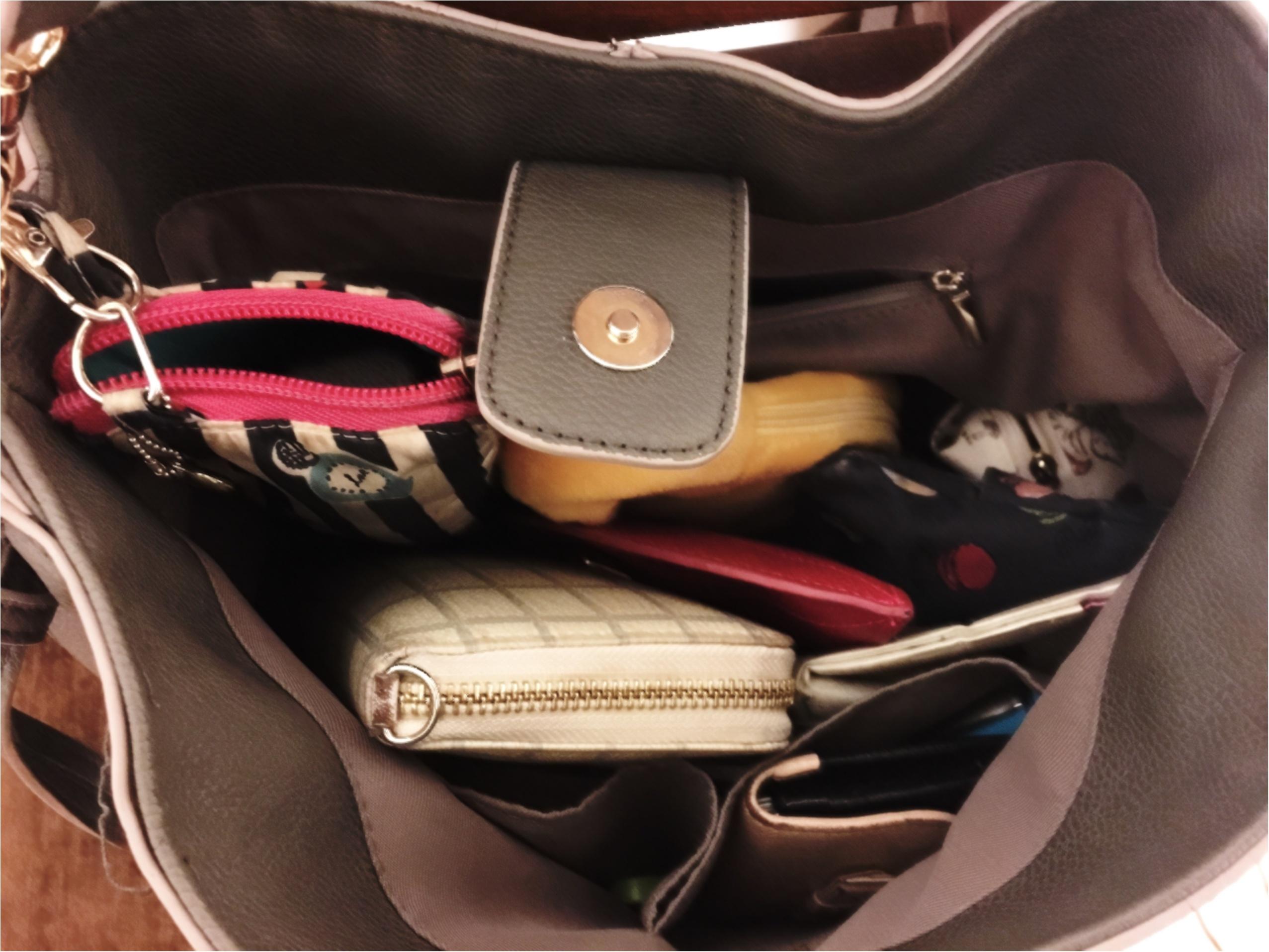 お仕事バッグはワンハンドルがひそかに流行中!?_2