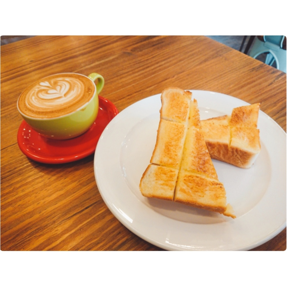《#ぱる喫茶》#蔵前散歩 で見つけたペリカンのパンが食べられるおしゃれカフェでモーニング♡_9