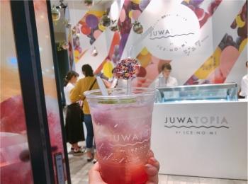 【期間限定】アイスの実のオリジナルドリンク!!@渋谷